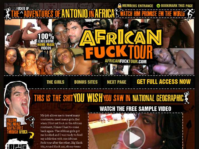 free-african-fuck-tour-password