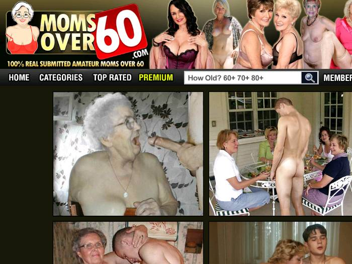 Moms Over 60 Pass